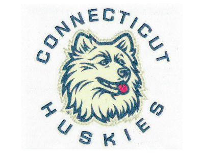 Connecticut Huskies Tattoo 4-pack