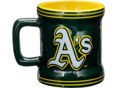 Oakland Athletics 2oz Mini Mug Shot