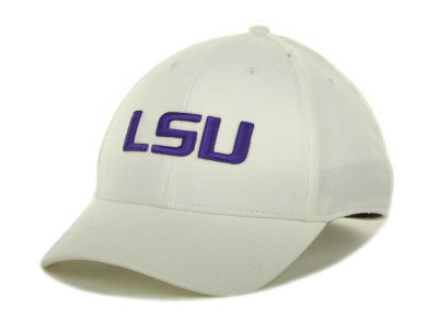 LSU Tigers Nike NCAA Dri-Fit Swoosh Flex Cap