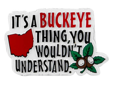 Ohio State Buckeyes Magnet