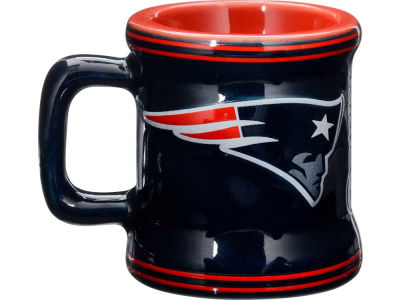 New England Patriots 2oz Mini Mug Shot