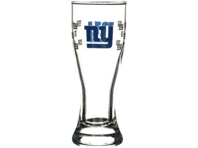 New York Giants Satin Etch Mini Pilsner