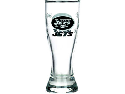 New York Jets Satin Etch Mini Pilsner