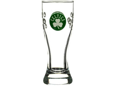 Boston Celtics Satin Etch Mini Pilsner