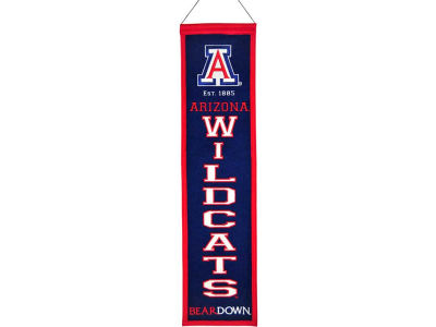 Arizona Wildcats Heritage Banner