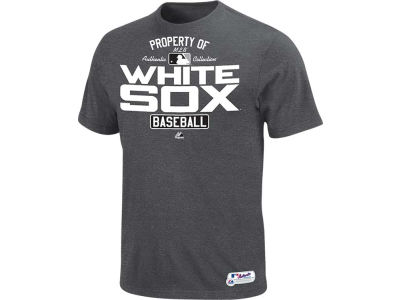 Chicago White Sox Majestic MLB Men's 2013 AC Property Of T-Shirt