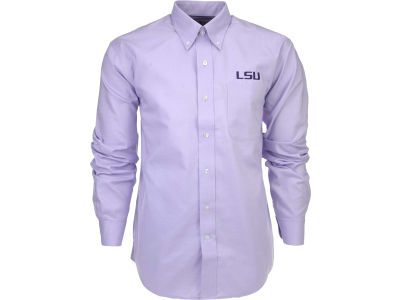 LSU Tigers NCAA Epic Nailshead Button Down Shirt