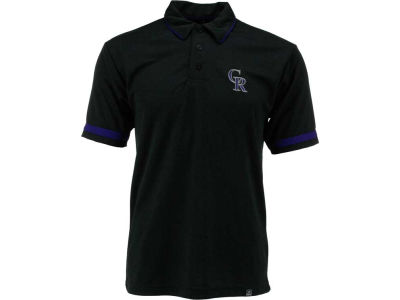 Colorado Rockies Majestic MLB Men's Bull Pen Polo Shirt