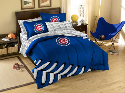 Chicago Cubs Bed in a Bag-Full