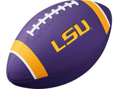 LSU Tigers Nike NCAA Mini Rubber Football