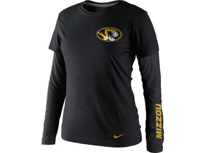 Missouri Tigers Nike NCAA Wmns SP13 Seasonal Long Sleeve T-Shirt