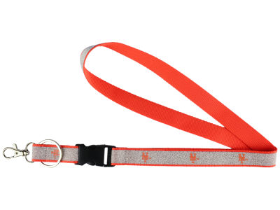 New York Mets Sparkle Lanyard-Aminco