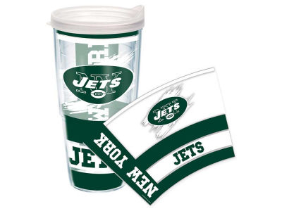 New York Jets 24oz Tumbler With Lid