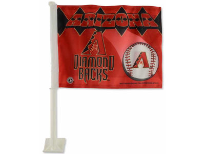Arizona Diamondbacks Car Flag