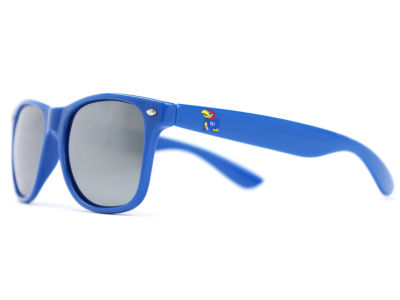 Kansas Jayhawks Society 43 Sunglasses