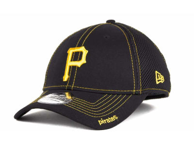 Pittsburgh Pirates New Era MLB Core Neo 39THIRTY Cap
