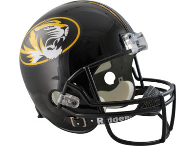 Missouri Tigers NCAA Deluxe Replica Helmet