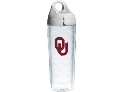 Oklahoma Sooners 25oz Tervis Water Bottle