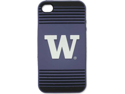 Washington Huskies IPhone 4 Case Silicone Logo