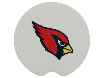 Arizona Cardinals 2 Pack Car Coasters