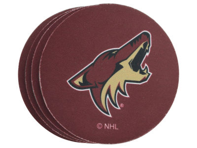 Phoenix Coyotes 4-pack Neoprene Coaster Set