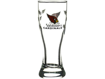 Arizona Cardinals Satin Etch Mini Pilsner