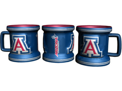 Arizona Wildcats 2oz Mini Mug Shot