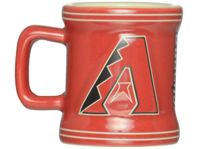 Arizona Diamondbacks 2oz Mini Mug Shot