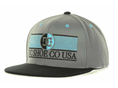 DC Shoes Luxury Snapback Cap