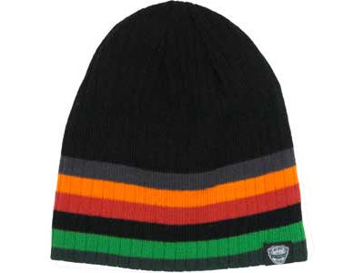 No Bad Ideas NBI Six Pop Stripe Beanie