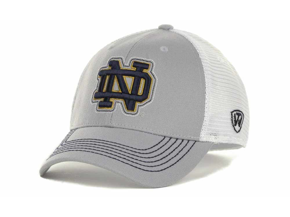 newest collection 51ce3 f1843 Notre Dame Fighting Irish Top of the World NCAA Good Day Cap   lids.com