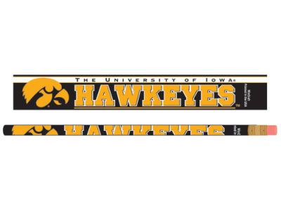 Iowa Hawkeyes Single Pencil