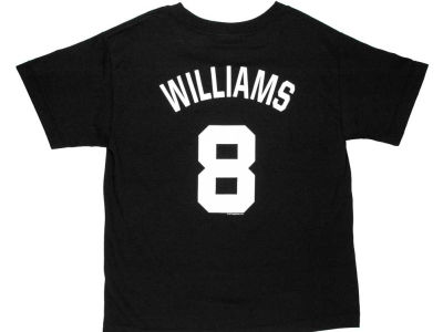 Brooklyn Nets Deron Williams NBA Youth Name And Number T-Shirt