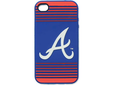 Atlanta Braves IPhone 4 Case Silicone Logo