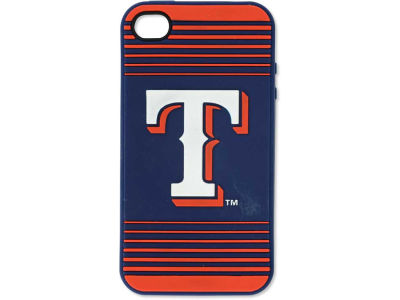 Texas Rangers IPhone 4 Case Silicone Logo