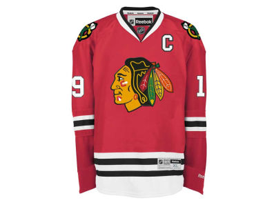 Chicago Blackhawks Jonathan Toews adidas NHL Youth Replica Player Jersey