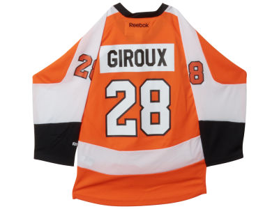 Philadelphia Flyers Claude Giroux adidas NHL Youth Replica Player Jersey