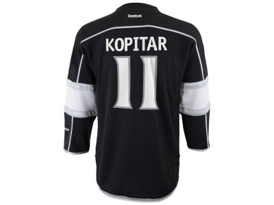 Los Angeles Kings Anze Kopitar NHL Youth Replica Player Jersey