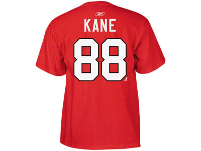 Chicago Blackhawks Patrick Kane NHL Toddler Player T-Shirt
