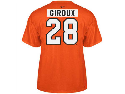 Philadelphia Flyers Claude Giroux NHL Youth Player T-Shirt