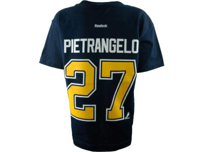 St. Louis Blues Alex Pietrangelo NHL Youth Player T-Shirt