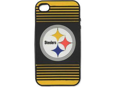 Pittsburgh Steelers IPhone 4 Case Silicone Logo