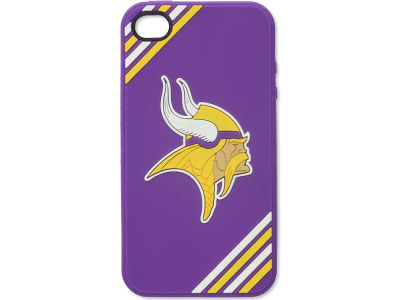 Minnesota Vikings IPhone 4 Case Silicone Logo