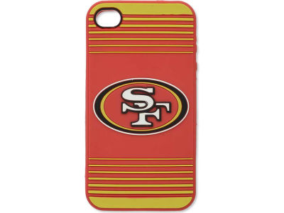 San Francisco 49ers IPhone 4 Case Silicone Logo