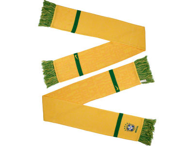Brazil Nike 2012 National Team Scarf