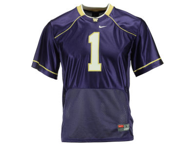 Washington Huskies NCAA Youth Replica Football Jersey