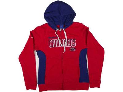 Montreal Canadiens Reebok NHL Womens CN Core Full Zip Hoodie