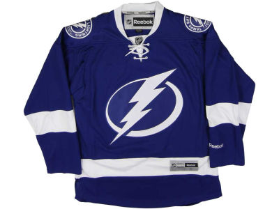 Tampa Bay Lightning Reebok NHL Men's Premier Jersey