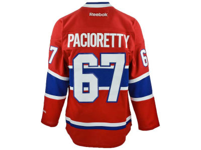 Montreal Canadiens Max Pacioretty Reebok NHL Men's Premier Player Jersey