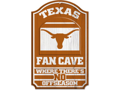 Texas Longhorns 11x17 Wood Sign
